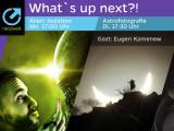 Bild: Astrofotograf Eugen Kamenew steht euch ab 17.30 Uhr Rede und Antwort auf Twitch.