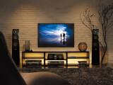 Bild: Yamaha zeigt sein neues vielseitiges Multiroom-System Musiccast auf der IFA. Möglich ist der Streaming-Empfang via WLAN, Bluetooth und AirPlay. Zum Start sind 23 verschiedene Musiccast-Produkte erhältlich.