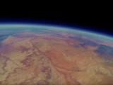 Bild: Der Grand Canyon: aufgenommen mit einer GoPro aus der Stratosphäre.