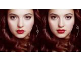 Bild: Scharfe Kritik hagelt es, als Apple einer Frau via Photoshop ein Lächeln auf die Lippen zaubert.