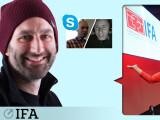 Bild: Netzwelt Live: IFA 2014 - Wir sind für und mit euch auf der größten Technikmesse Europas! Der Hangout startet circa 18:30 Uhr! Diskutiert mit uns über die Highlights von Sony, Samsung und Co.