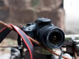 Bild: Die Canon EOS 1200D ist für 499 Euro (UVP) 2014 auf den Markt gekommen. Media Markt bietet die DSLR nun für 249 Euro inklusive Objektiv an.