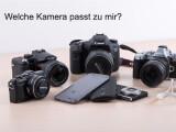 Bild: Digitalkameras für Privatanwender und ambitionierte Hobbyfotografen - Alle Kameraklassen auf einem Blick: Vom Smartphone über Kompaktkamera bis hin zur Spiegelrefelxkamera.