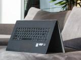 Bild: Gelenkig wie eh und je, aber jetzt noch attraktiver: Lenovo Yoga 3 Pro.