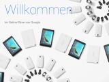Bild: Google eröffnet einen eigenen Online-Shop für Hardware wie Smartphones, Tablets, Uhren und TV-Sticks.