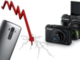 Bild: Canon verliert Kompaktkamera-Käufer durch Smartphone-Kameras