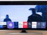 Bild: Im Test: Samsung TV UE55JU7590