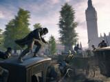 Bild: Die Fahrzeuge in Syndicate sollen laut Ubisoft einen großen Einfluss auf das Spielerlebnis ausüben.