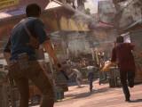 Bild: In der Vollversion von Uncharted 4 wird laut Naughty Dog Blut spritzen.