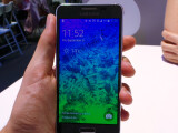 Bild: Samsung Galaxy Alpha - Titelbild