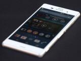 Bild: Das Sony Xperia Z3 erscheint mit wasserdichtem Gehäuse.