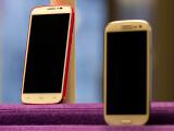 Bild: Das Alcatel One Touch Pop C7 erinnert optisch stark an das Galaxy S3.