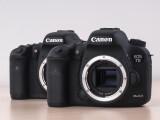 Bild: Digitale Spiegelreflexkameras sind groß; und schwer, bieten aber sehr gute Bildqualität.