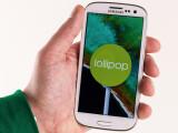 Bild: Android in der Version 5.0.2 Lollipop auf dem Samsung Galaxy S3. Der Kurztest der Custom ROM wusste zu überzeugen.