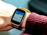 Bild: Die Asus ZenWatch bietet ein 1,63-Zoll-Display.
