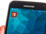 Bild: Office Mobile könnte auf dem Galaxy S6 vorinstalliert sein.