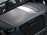 Bild: LG und Audi präsentieren sich auf dem MWC als Team.