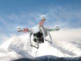 Bild: Der Quadrocopter Phantom ist das Erfolgsmodell für DJI.