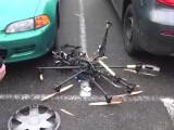 Bild: Die besten Drohnen-abstürze aus dem Internet.