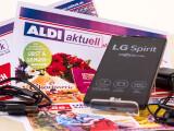Bild: Das LG Spirit gibt es am dem 30. April bei Aldi.