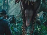 Bild: Im neusten Trailer seht ihr den genetisch veränderten Dinosaurier aus Jurassic World erstmals in voller Größe.