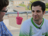 """Bild: eSportler """"Dr. Erhano"""" im Interview"""