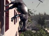 Bild: Der Goat Simulator erscheint für PlayStation-Systeme.