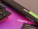 Bild: Ein Tablet von ProSieben? Mitnichten - die Sendergruppe kauft das Tablet bei Acer ein. Das Hybrid-Gerät aus Mininotebook und Tablet-PC ist technisch identisch mit dem Acer Aspire Switch 10 E.