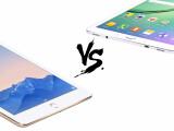 Bild: Duell der leichten Super-Tablets: Sowohl Apple iPad Air 2 als auch Samsung Galaxy Tab S2 können sehr glücklich machen.