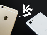 Bild: Wir haben das iPhone 6S Plus gegen das Sony Xperia Z5 Compact antreten lassen.