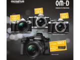 Bild: Olympus Cashback OM-D