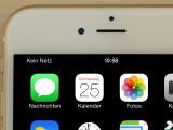 Bild: Nach dem Update auf iOS 8.0.1 klagen iPhone 6 und 6 Plus-Nutzer über fehlenden Empfang.