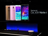Bild: Samsung Unpacked Event IFA 2014 (Galaxy Note 4)