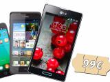 Bild: Smartphones unter 100 Euro