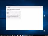 Bild: Das erste größere Update für Windows 10 kann über die Windows Update Funktion eingeleitet werden.