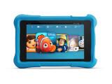 Bild: Ein Jahr kostenloser Zugang zur Entertainment-Flatrate Freetime Unlimited: Das Kinder-Tablet Fire HD Kids Edition kostet ab 149 Euro.