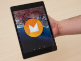 Bild: Android M auf dem Google Nexus 9.