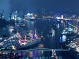 Bild: Hamburg feiert 2015 den 826. Hafengeburtstag.