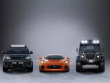 """Bild: Starkes Aufgebot: Diese drei wird es auf jeden Fall im neuen James Bond-Film """"Spectre"""" zu sehen geben."""