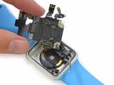 Bild: Die Apple Watch Sport in Teilen. Die Profis von ifixit haben Apples Smartwatch zerlegt.