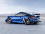 Bild: Porsche Cayman GT4: Ab Ende März bei den Händlern.