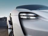 Bild: Porsche Mission E: Beeindruckende Studie zur IAA 2015.