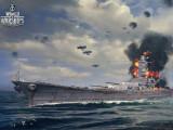 Bild: World of Warships ist jetzt im offenen Beta-Test für alle Spieler geöffnet.