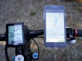 Bild: Navi-Apps fürs Fahrrad weisen nicht nur den Weg, sie machen auch auf interessante Orte aufmerksam und gegen einen Überblick der Region.
