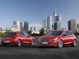 Bild: Außen kompakter, innen größer: Opel zeichnet den Astra völlig neu. Der optische Ersteindruck ist den Rüsselsheimern wahrlich gelungen.