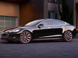 """Bild: Beschleunigt nach dem Upgrade mit """"Wahnsinniger Geschwindigkeit"""": Tesla Model S."""