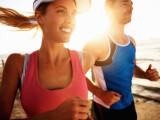 Bild: Seinen Jogging-Lauf kann man mit Apps wie Runtastic aufzeichnen.