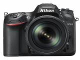 Bild: Die Nikon D7200 ist das neue Top-Modell der APS-C-Serie des japanischen Herstellers und löst die D7100 ab