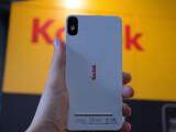 Bild: Das Kodak IM5 ist das erste Produkt aus der Kooperation von Kodak und Bullitt.