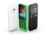 Bild: Das Nokia 215 erscheint im ersten Quartal 2015.